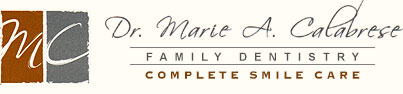 Dr. Marie Calabrese - Family Dentistry - Complete Smile Care